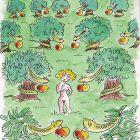 Райские яблочки, Эренбург Борис