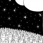 Небо над нами, Эренбург Борис