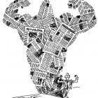 Тень в СМИ, Эренбург Борис