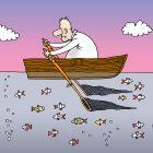 На рыбалке, Тарасенко Валерий