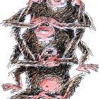 Три обезьяны, Эренбург Борис
