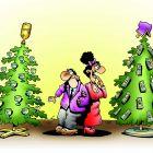 Новогодние елки, Кийко Игорь