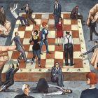 Шахматы Большого Бизнеса, Дергачёв Олег