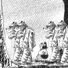 Красная Шапочка с телохранителями, Богорад Виктор