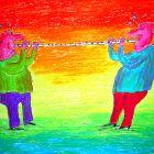 Двойная флейта, Шилов Вячеслав