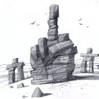 Жест инуита, Дергачёв Олег