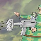 Смертельное оружие, Тарасенко Валерий
