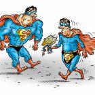 Настоящий Супермен, Бондаренко Дмитрий