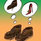 Старый ботинок, Тарасенко Валерий