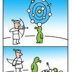 Инопланетник держит космос, Копельницкий Игорь