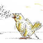 Птичка и нотка, Бондаренко Дмитрий