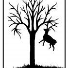 олень и дерево, Копельницкий Игорь