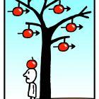 яблоко со стрелой, Копельницкий Игорь