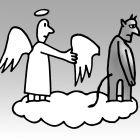 ангел и черт, Копельницкий Игорь