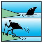 акула на земле, Копельницкий Игорь