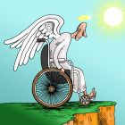 Ангел-инвалид, Тарасенко Валерий