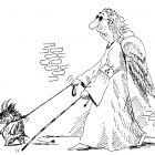 Слепой и его поводырь, Богорад Виктор