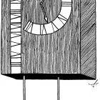 часы настенные, Гурский Аркадий
