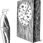 настольные часы, Гурский Аркадий