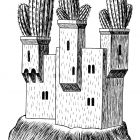 крепость с кактусами, Гурский Аркадий