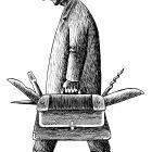 портфель с ножиком, Гурский Аркадий