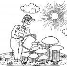 Как грибы, Мельник Леонид