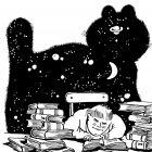 Кот-ночь, Мельник Леонид