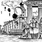 Прогулки над городом, Мельник Леонид