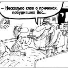 Побудившая причина, Шилов Вячеслав