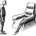 кресло, Гурский Аркадий