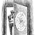 дверь-мишень, Гурский Аркадий