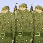 Военная форма, Попов Андрей