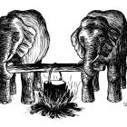 Слоны, Гурский Аркадий
