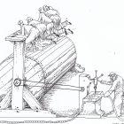 Станок-дырокол, Дергачёв Олег