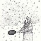 Яичный дождь, Дергачёв Олег