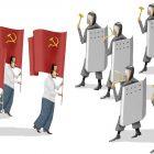 Противостояние, Попов Андрей