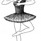 балерина, Гурский Аркадий