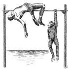 прыгун в высоту, Гурский Аркадий