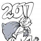 С Новым годом!, Мельник Леонид