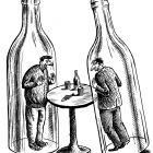 пьяницы в бутылках, Гурский Аркадий