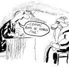 Допрос Деда Мороза, Богорад Виктор