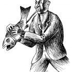 рыба с трубочкой, Гурский Аркадий