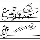 снеговик, Копельницкий Игорь
