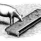 Корова у транспортёра, Гурский Аркадий