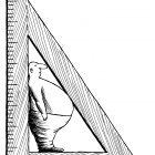 толстый в треугольнике, Гурский Аркадий