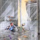 Потоп на кухне, Сергеев Александр