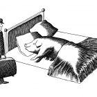 свинья в постели, Гурский Аркадий
