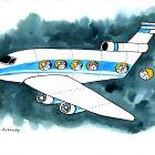 Самолёт, Дубовский Александр