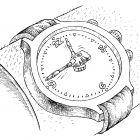 Часы танкиста, Смагин Максим