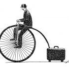 велосипед-чемодан, Гурский Аркадий